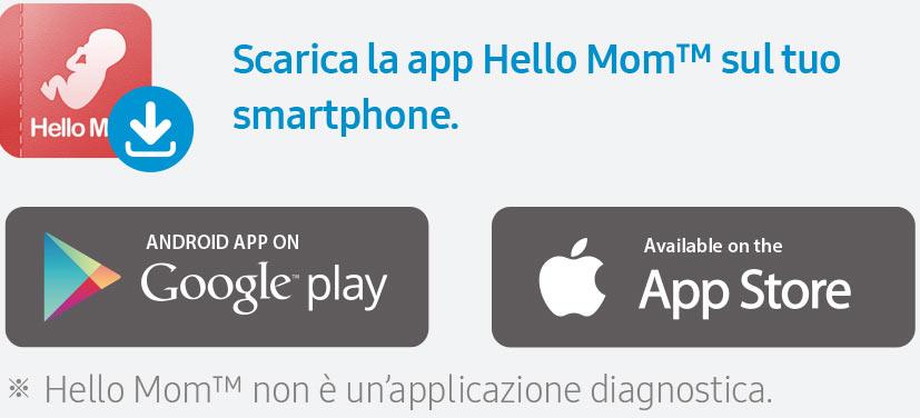 Scarica Hello mom sullo smartphone